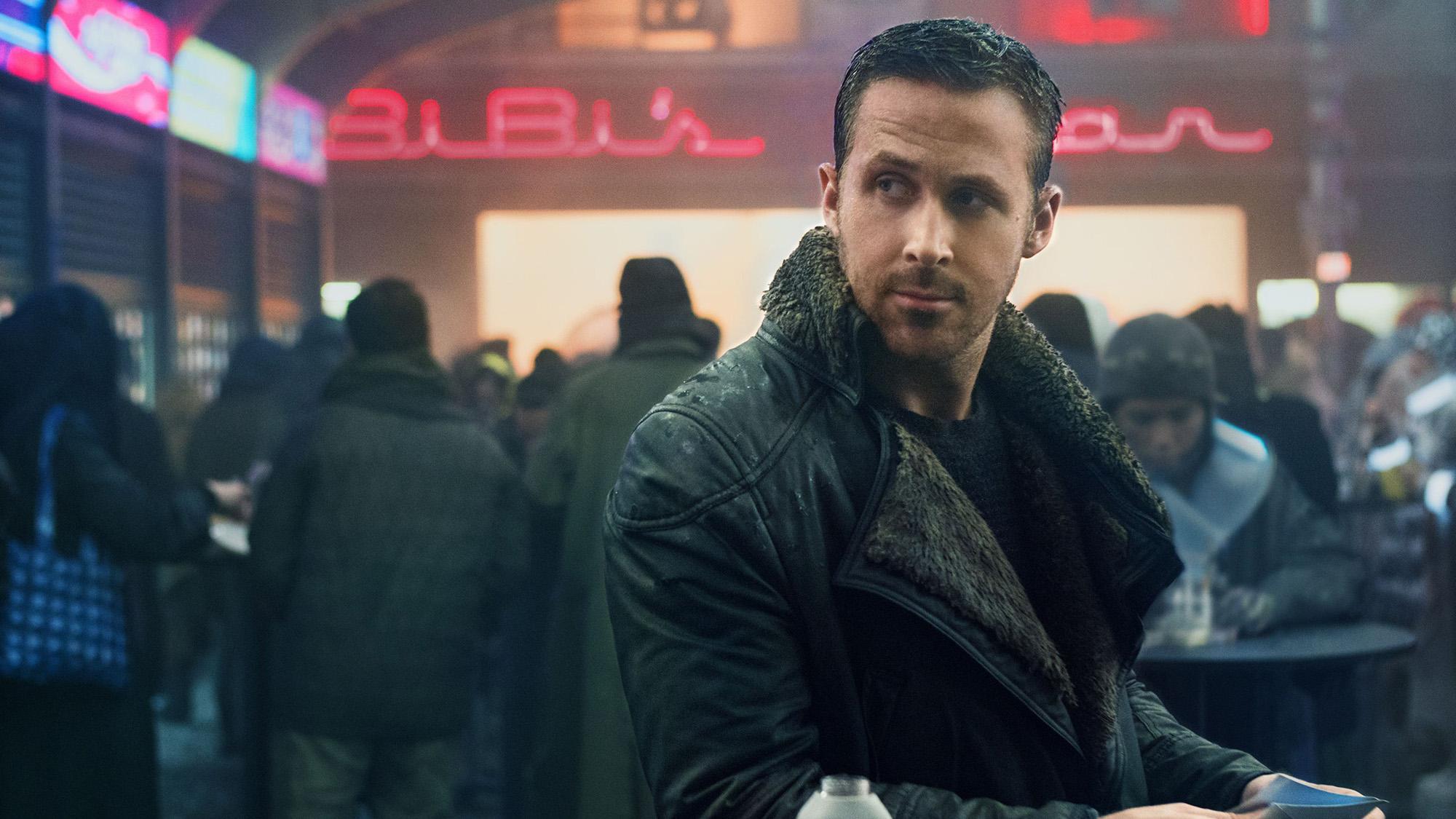Ryan Gosling in 'Blade Runner: 2049'. (Pic: Warner Bros)