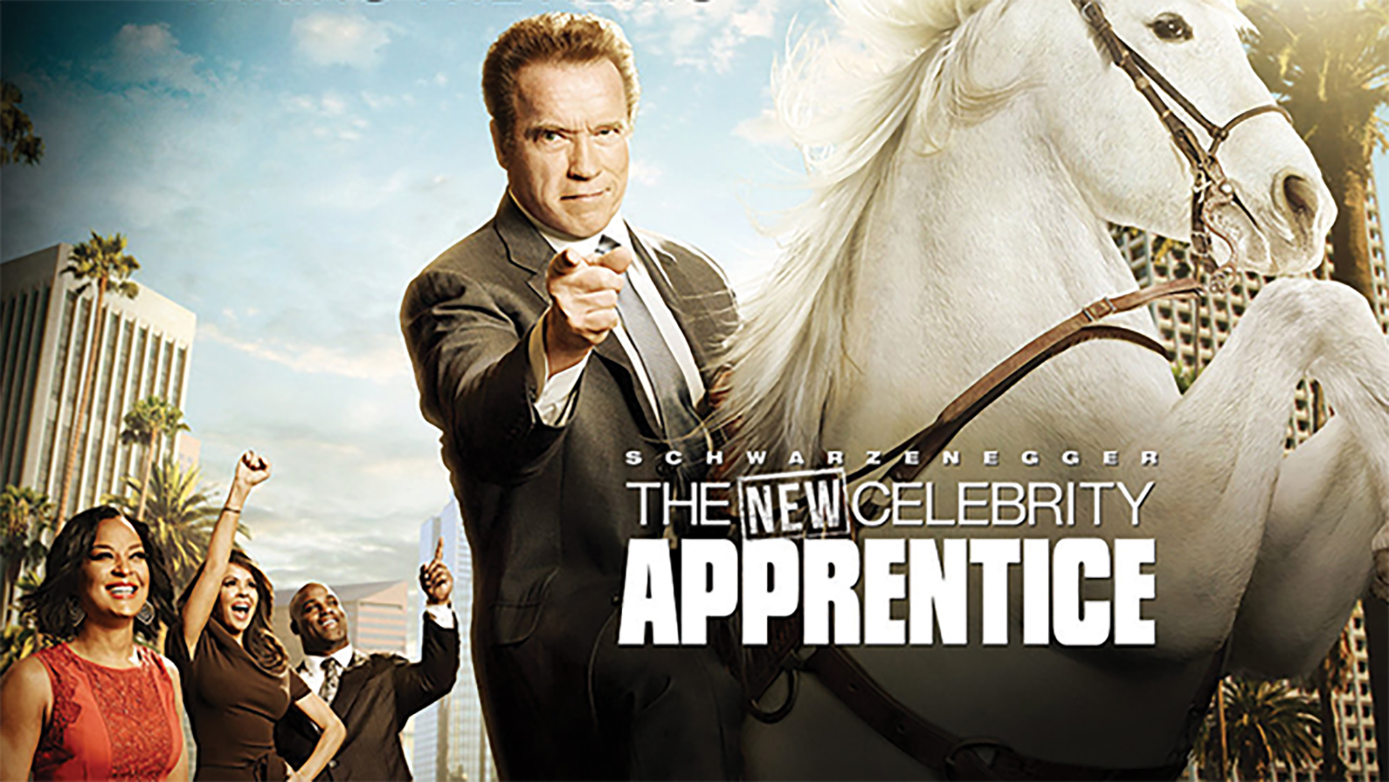 The New Celebrity Apprentice
