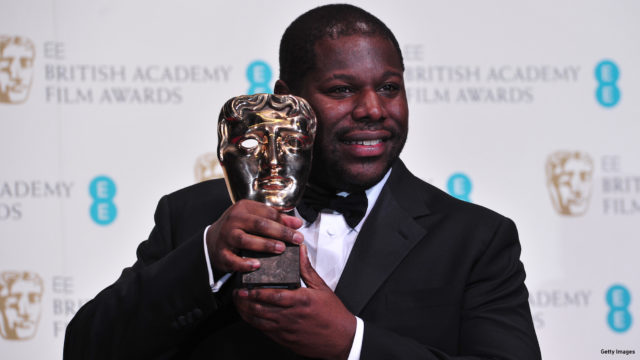 Winning the BAFTA for Best Film pre-empted an Oscar in 2014 for Steve McQueen's '12 Years a Slave'. (Photo: CARL COURT/AFP/Getty Images)