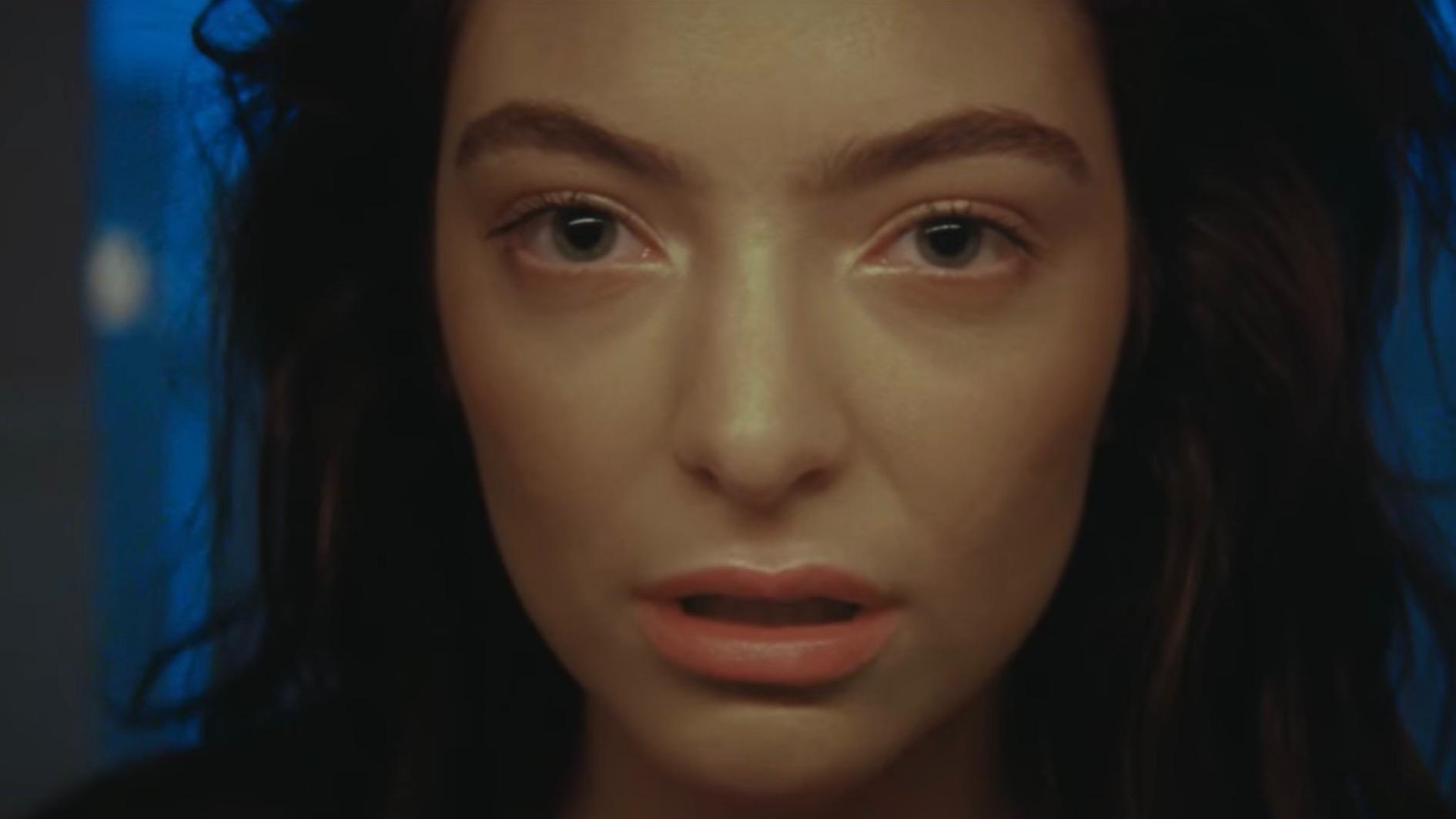"Lorde: ""Green Light"""