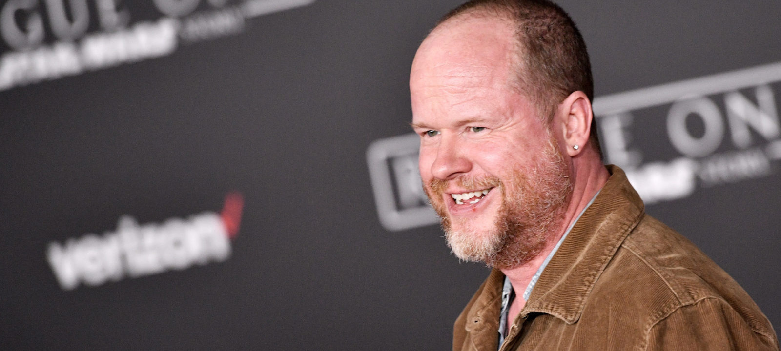 "Director Joss Whedon attends the premiere of Walt Disney Pictures and Lucasfilm's ""Rogue One: A Star Wars Story"" at the Pantages Theatre on December 10, 2016 in Hollywood, California."