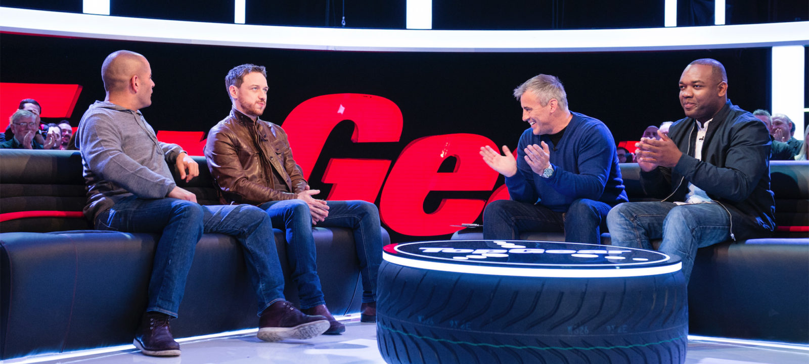look for james mcavoy in top gear season 24 premiere anglophenia bbc america. Black Bedroom Furniture Sets. Home Design Ideas