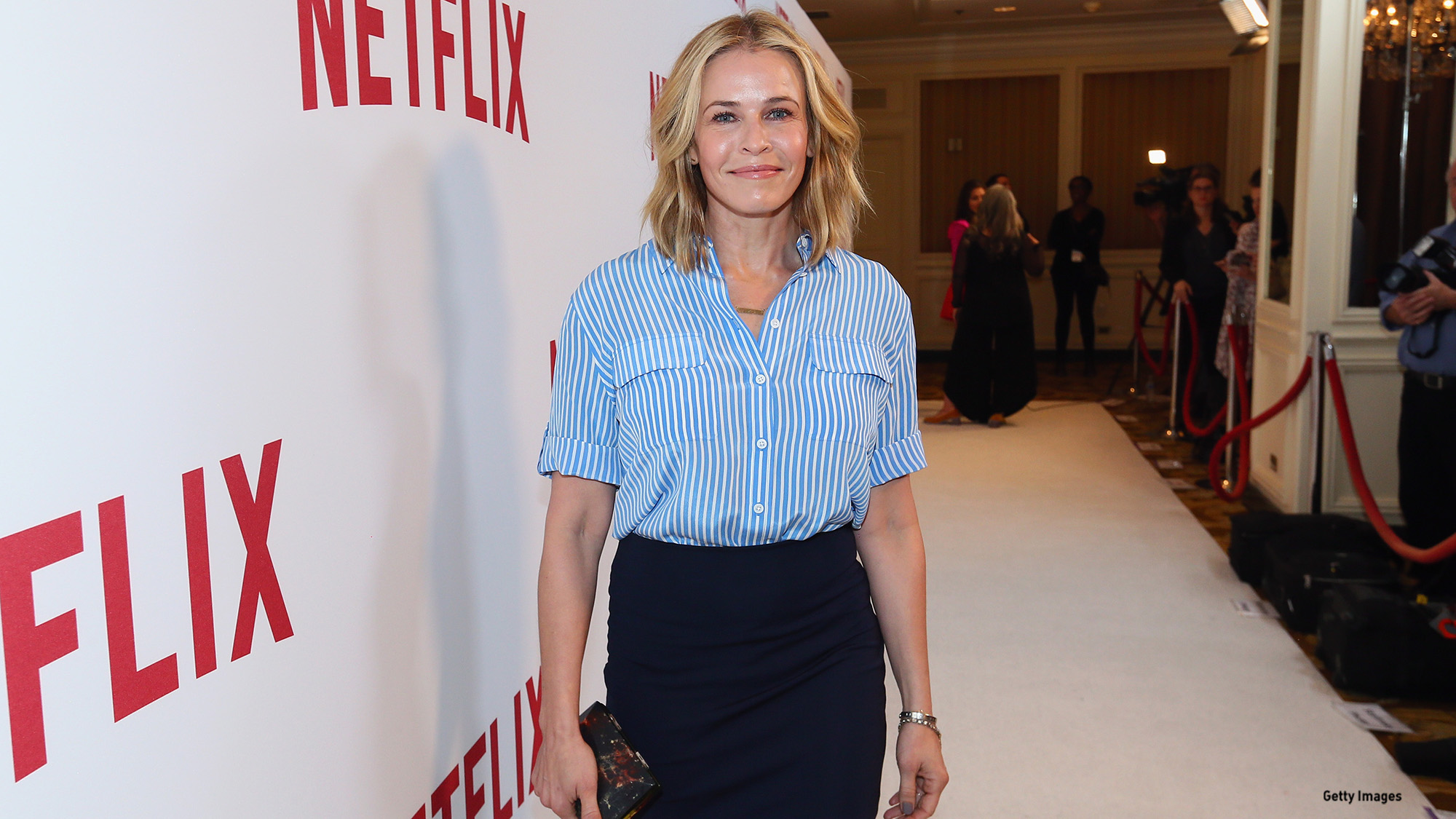 BEVERLY HILLS, CA - MAY 14: TV host/comedian Chelsea Handler attends Netflix's Rebels and Rule Breakers Luncheon and Panel Celebrating The Women of Netflix at the Beverly Wilshire Four Seasons Hotel on May 14, 2016 in Beverly Hills, California. (Photo by Mark Davis/Getty Images)