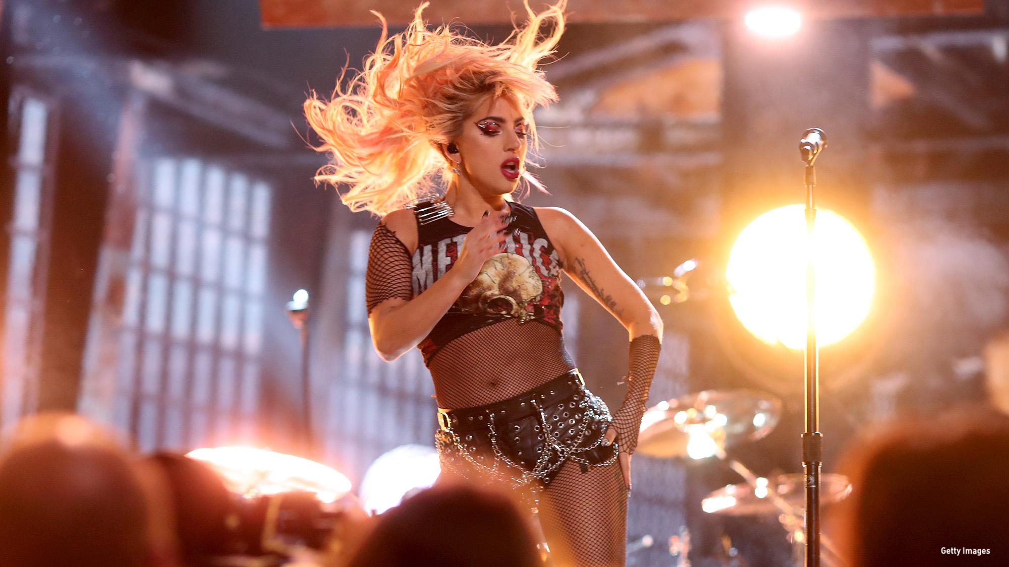 "Lady Gaga: ""The Cure"""