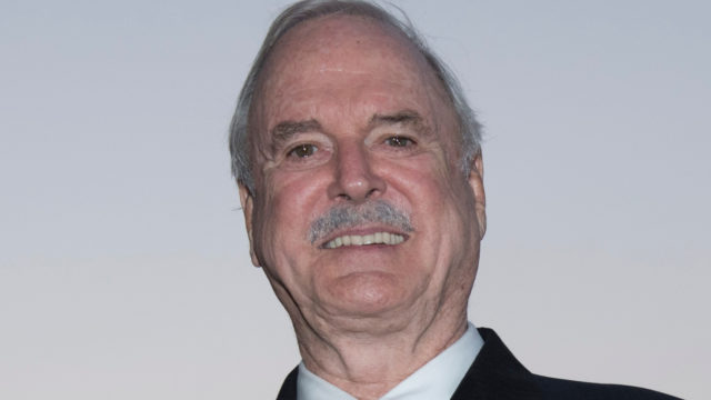John Cleese attends the 55th Rose d'Or Award at Axica-Kongress- und Tagungszentrum on September 13, 2016 in Berlin, Germany.