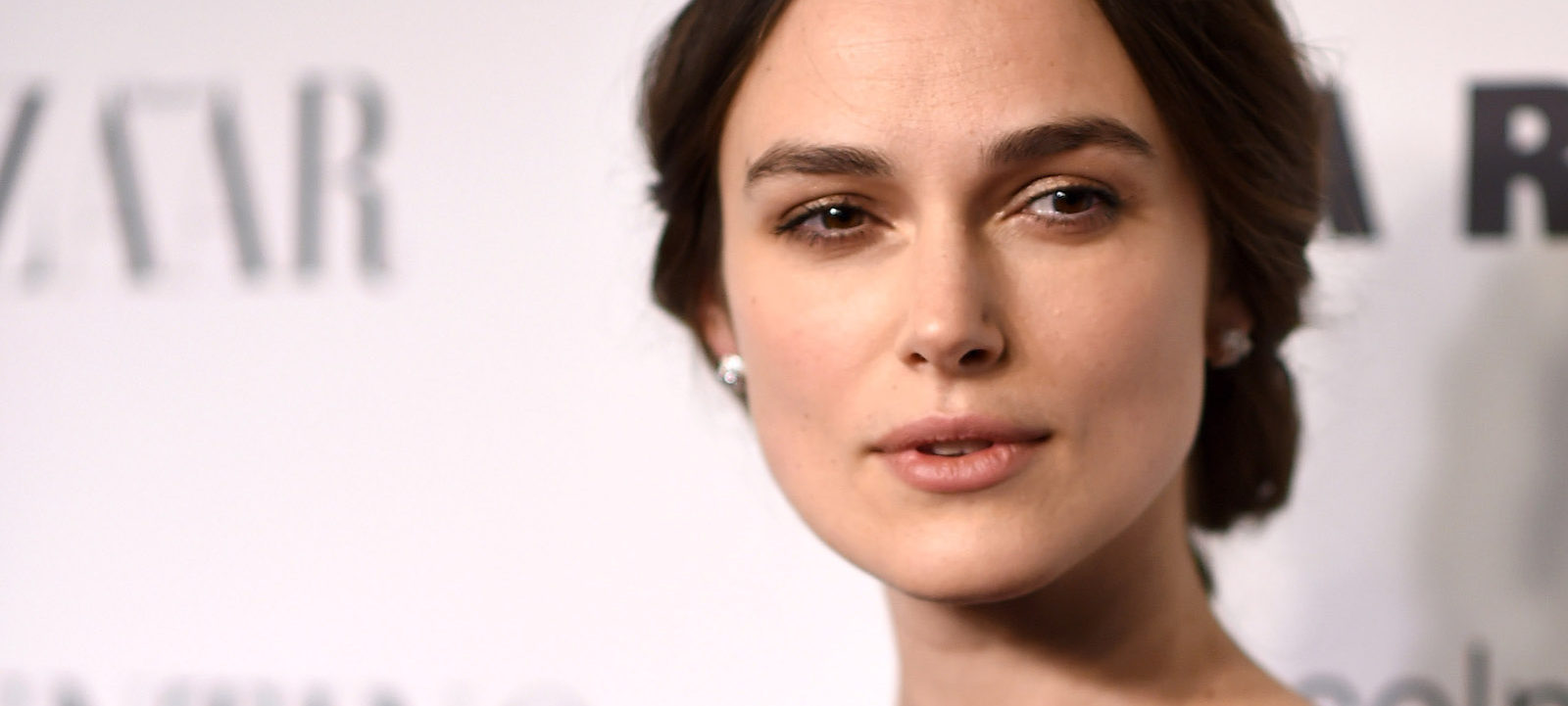 Actress Keira Knightley attends an evening honoring Valentino at Lincoln Center Corporate Fund Black Tie Gala on December 7, 2015 in New York City.