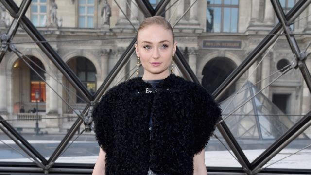 Louis Vuitton: Front Row  – Paris Fashion Week Womenswear Fall/Winter 2017/2018