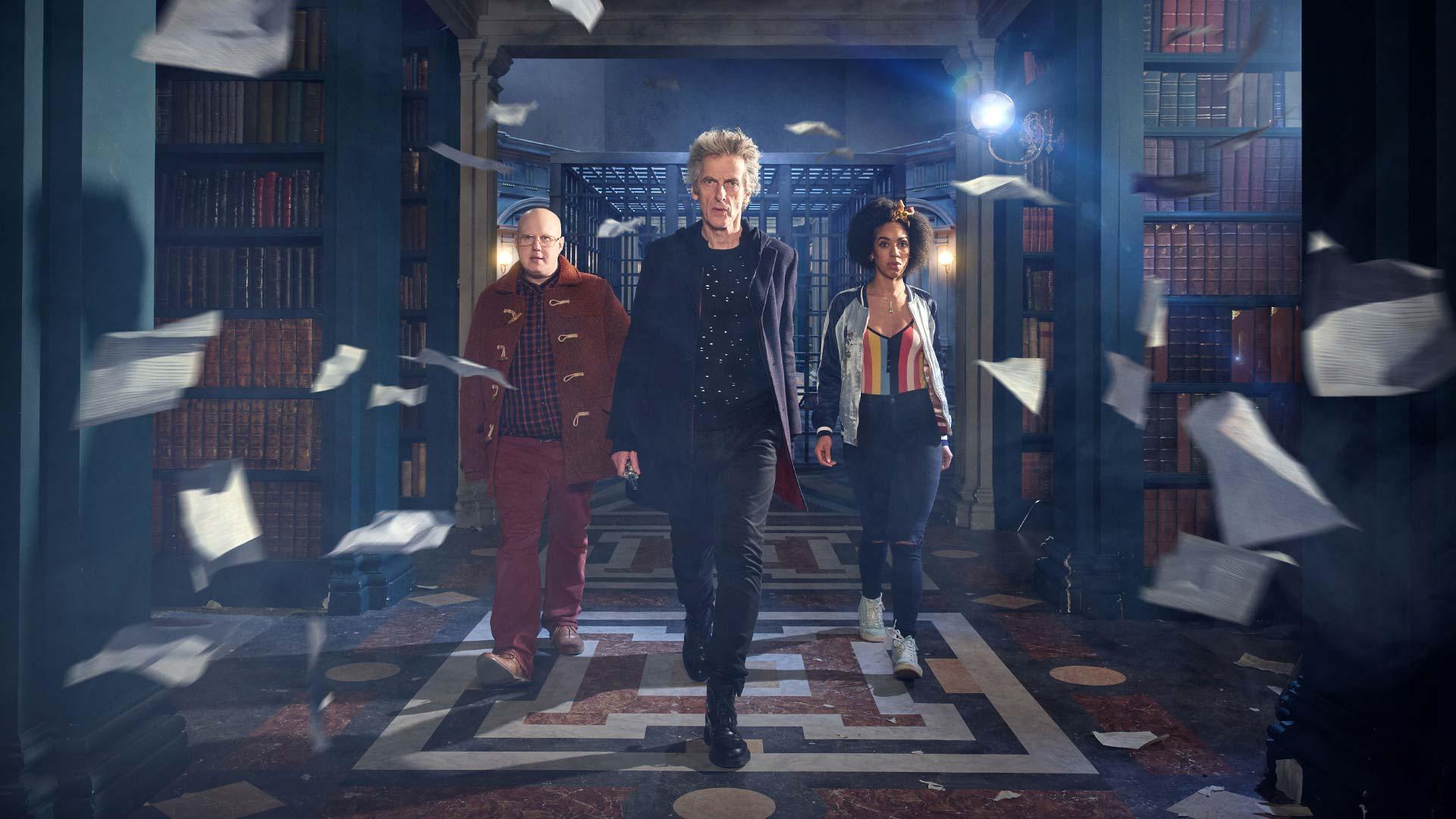 Extremis Doctor Who Bbc America