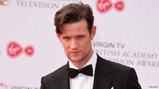 Matt Smith attends the Virgin TV BAFTA Television Awards at The Royal Festival Hall on May 14, 2017 in London, England.