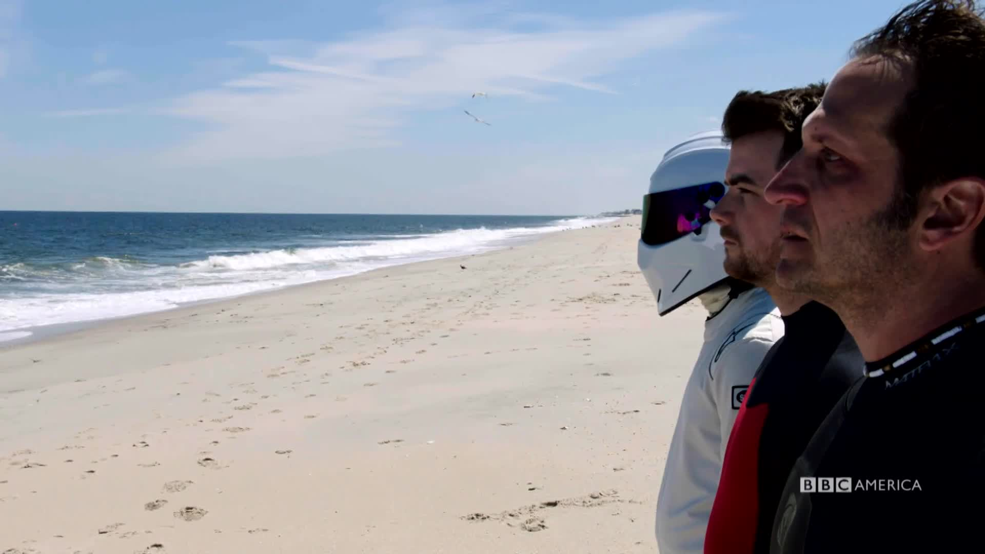 surfing with the stig top gear america bbc america. Black Bedroom Furniture Sets. Home Design Ideas