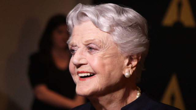 "Actress Angela Lansbury attends the 25th Anniversary screening of ""Beauty and the Beast"": A Marc Davis Celebration of Animation at Samuel Goldwyn Theater on May 9, 2016 in Beverly Hills, California."