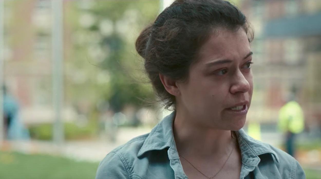 First Look: 'Orphan Black' Star Tatiana Maslany in 'Stronger' Trailer  Opposite Jake Gyllenhaal | Anglophenia