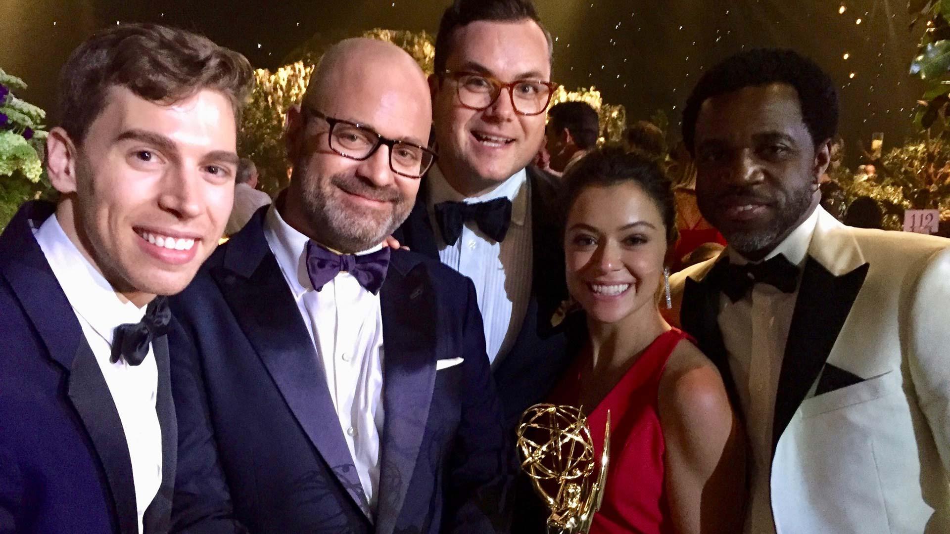 #EmmyforMaslany