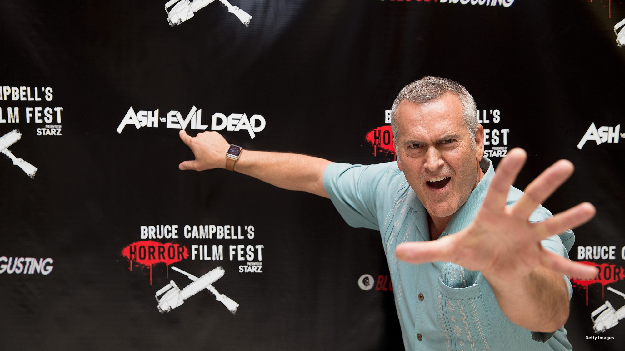 Bruce Campbell: Hail to the Chin: Further Confessions of a B Movie Actor