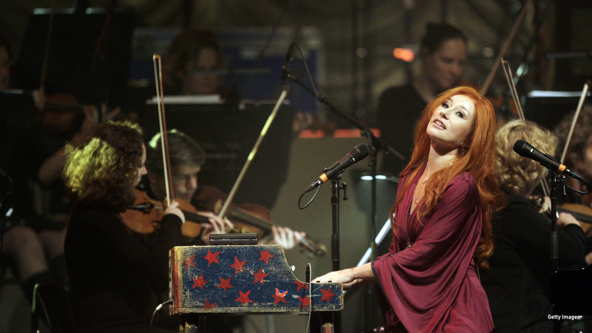 "Tori Amos: ""Cloud Invaders"""