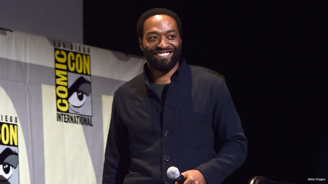"Actor Chiwetel Ejiofor from Marvel Studios' ""Doctor Strange"" attends the San Diego Comic-Con International 2016 Marvel Panel in Hall H on July 23, 2016 in San Diego, California."