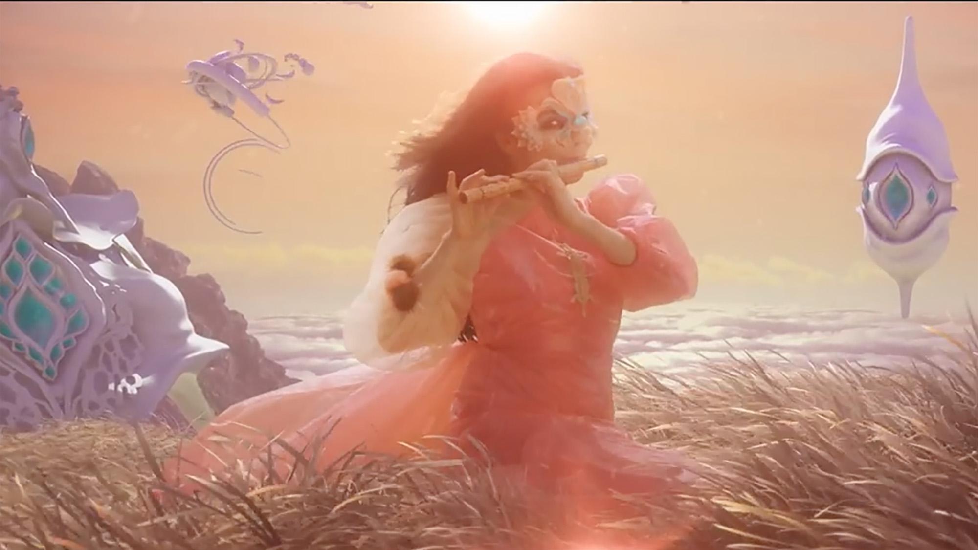 "Björk: ""The Gate"""