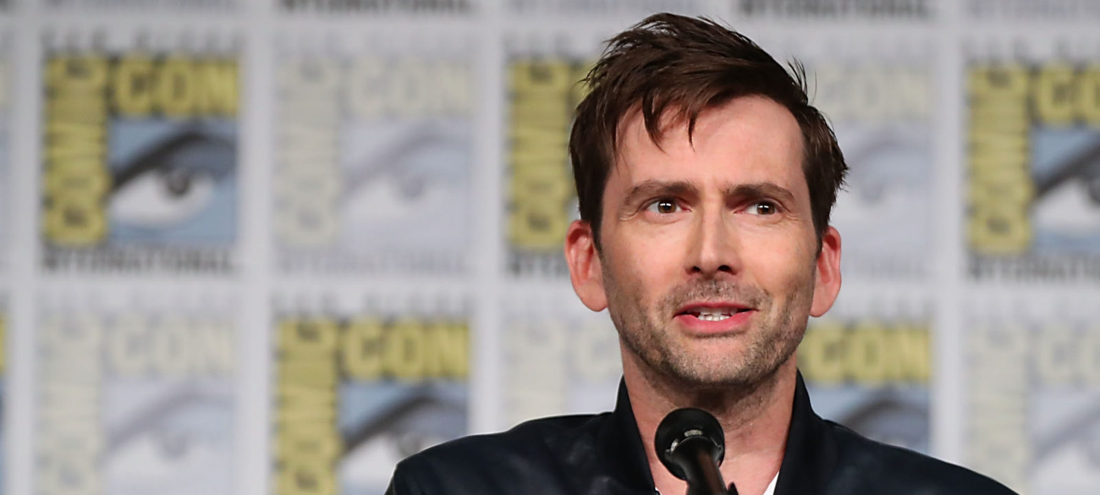 "Comic-Con: David Tennant, Katheryn Winnick, Elodie Yung and Udo Kier at ""Call of Duty: WWII Nazi Zombies"" Panel"