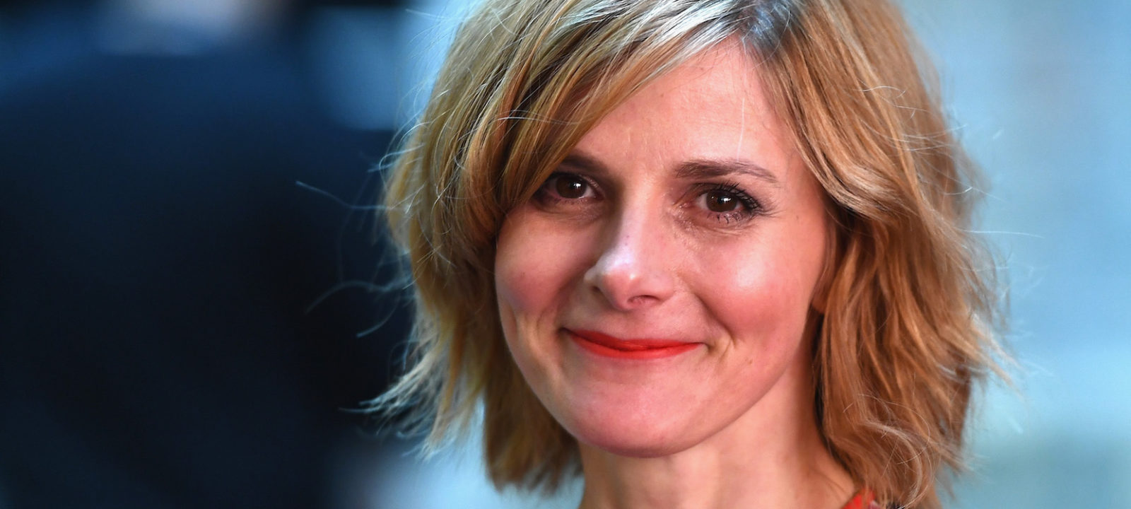 Actress Louise Brealey attends the THREE Empire awards at The Roundhouse on March 19, 2017 in London, England.