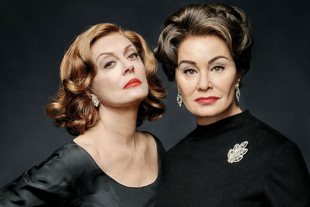 Susan Sarandon and Jessica Lange star in 'Feud'. (Photo: FX)