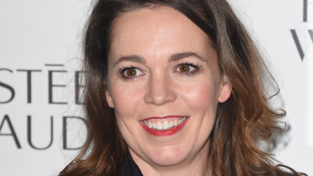 Olivia Colman attends Harper's Bazaar Women Of The Year Awards at Claridge's Hotel on October 31, 2016 in London, England.