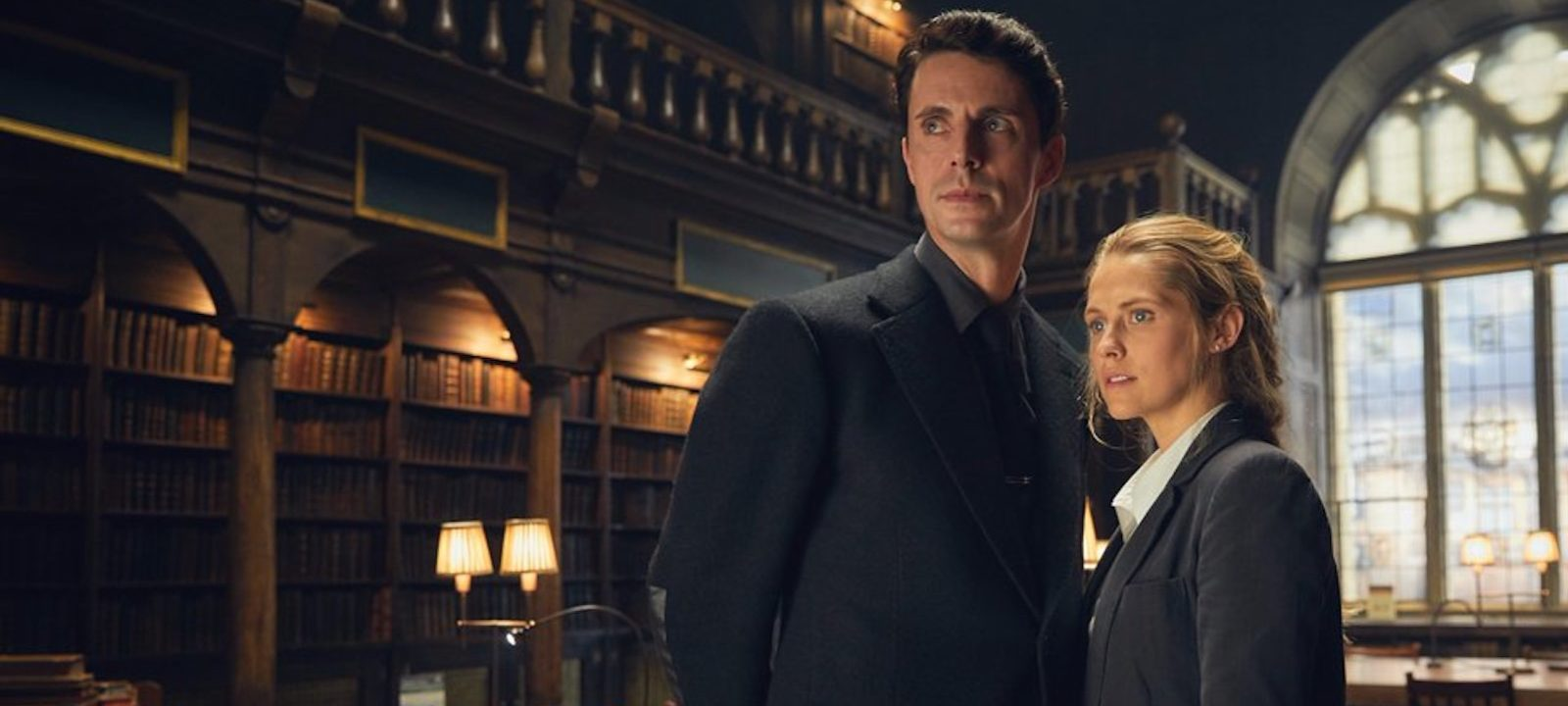 Watch Matthew Goode Is A Vampire In A Discovery Of Witches Anglophenia Bbc America