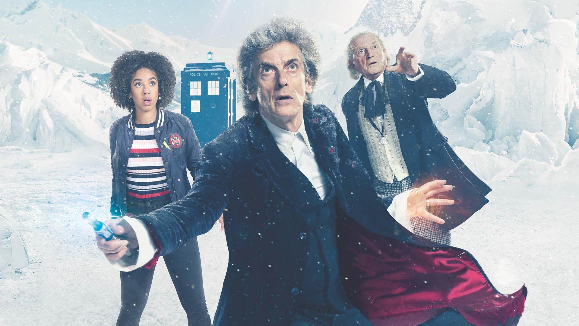 The Twelfth Doctor Cameronmoviesandtv