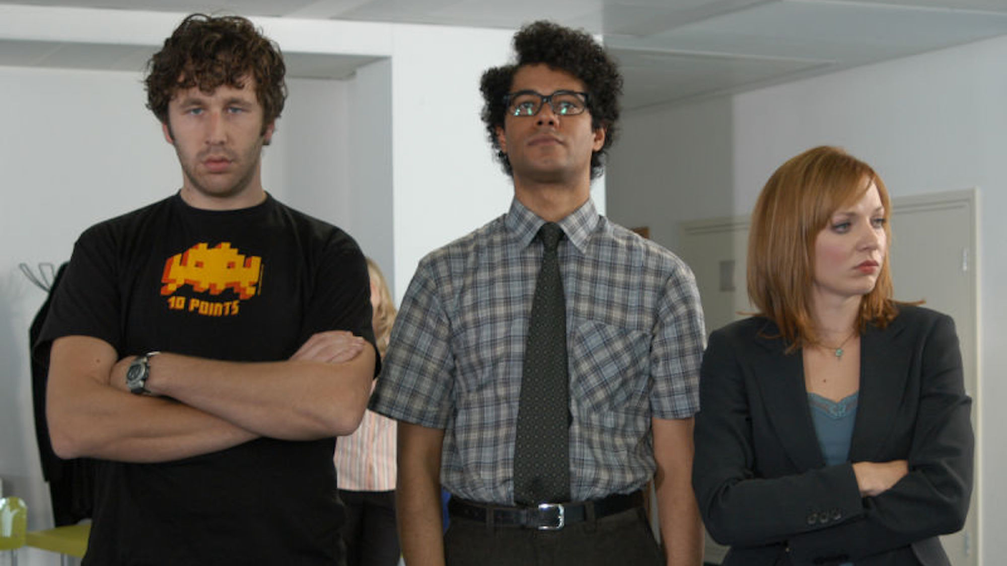 The IT Crowd' is Getting a Third U.S. Remake | Anglophenia | BBC ...