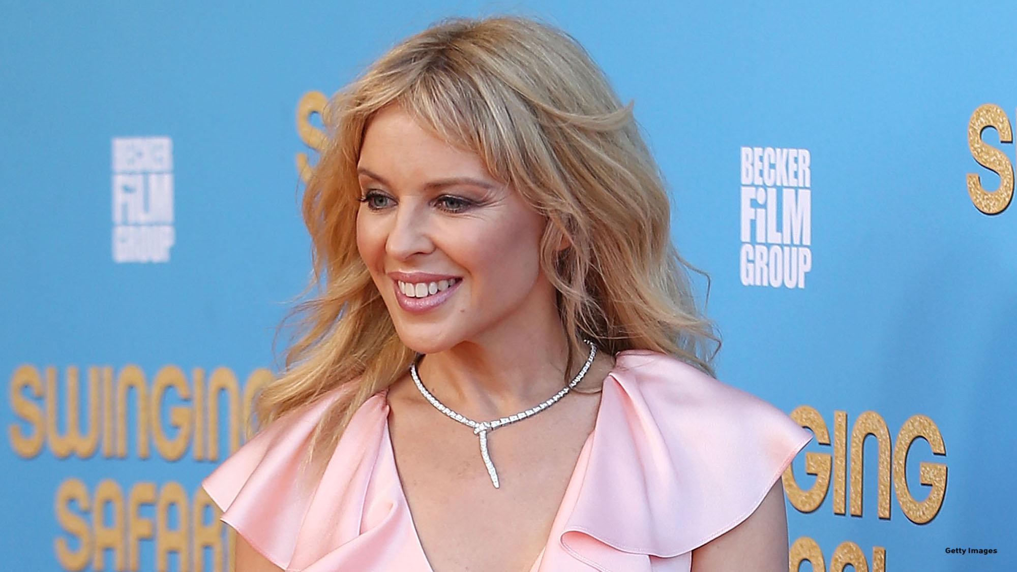 "Kylie Minogue: ""Dancing"""