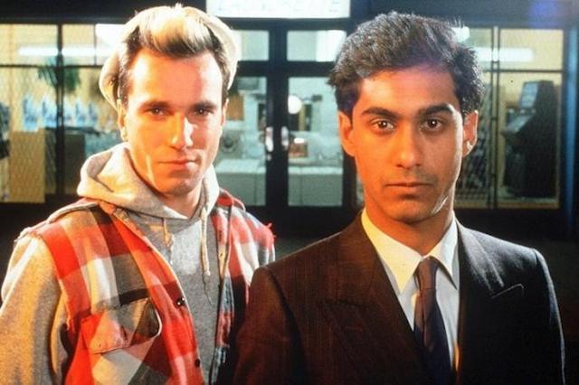 Daniel Day-Lewis and Gordon Warnecke in 'My Beautiful Launderette'. (Photo: Working Title Films)