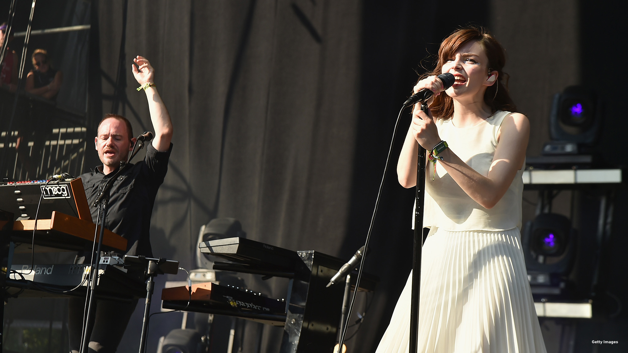 """Chvrches: """"Get Out"""""""