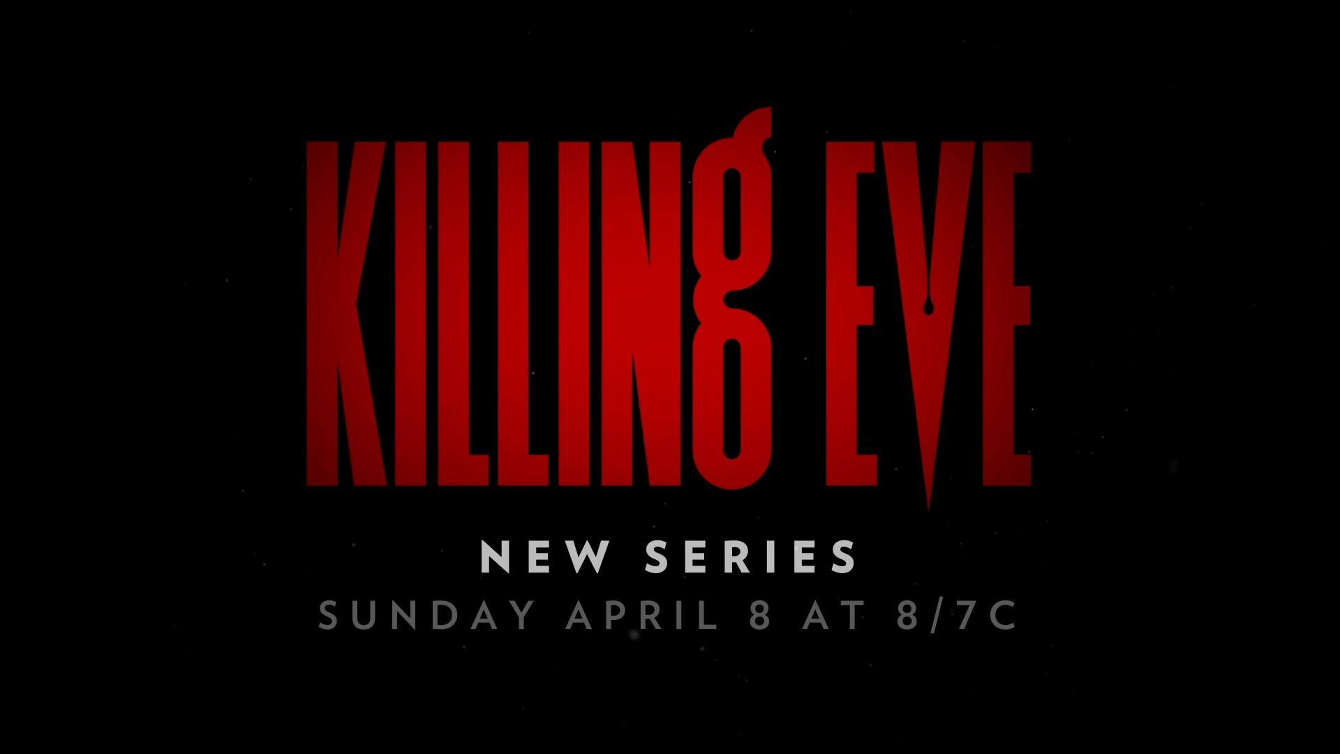 Trailer BBC America U2019s U2018Killing Eve U2019 Premieres April 8