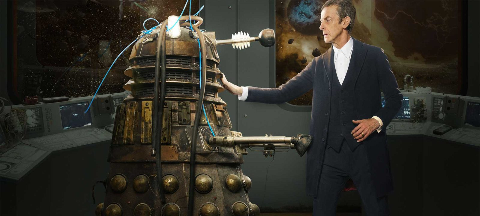 'Into the Dalek' (Photo: BBC)