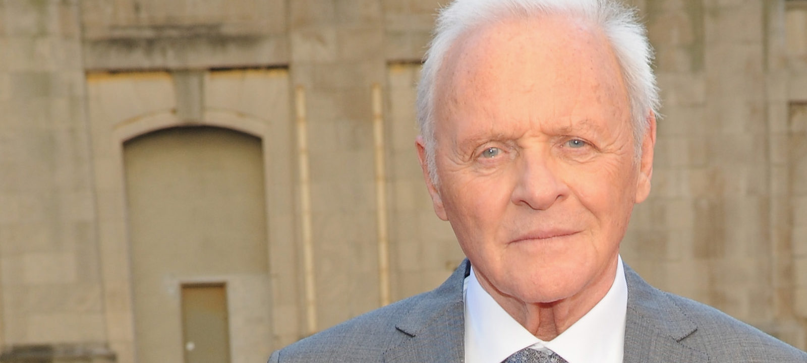 "Sir Anthony Hopkins attends the US premiere of ""Transformers: The Last Knight"" at the Civic Opera House on June 20, 2017 in Chicago, Illinois."