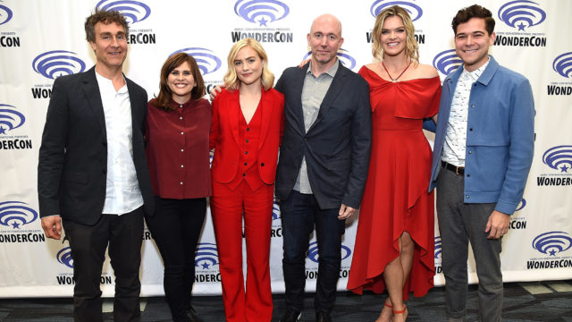 "Executive Producers, Showrunner & Stars of New YouTube Red Original Series ""Impulse"" Debut Never-Before-Seen Footage for Fans at WonderCon Panel in Anaheim, March 24, 2018"