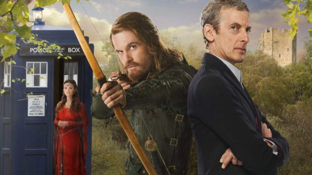 'Robot of Sherwood' (Photo: BBC)
