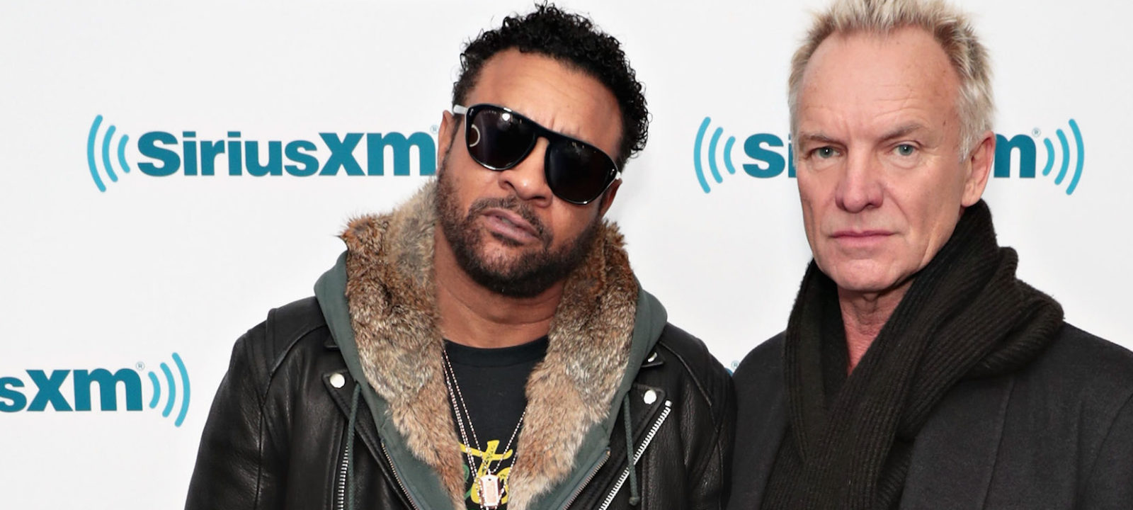 Sting And Shaggy On SiriusXM's The Joint Channel