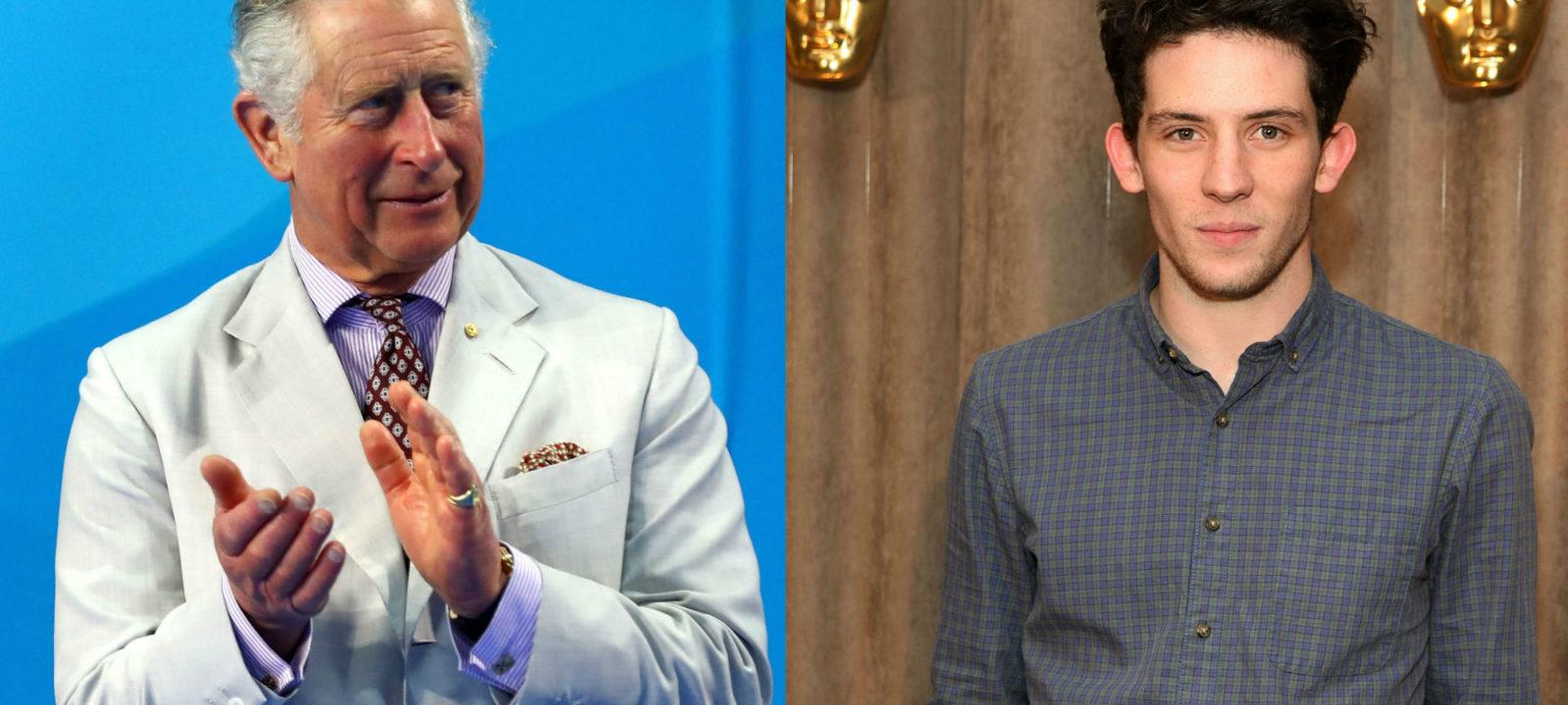 Prince Charles Josh O Connor