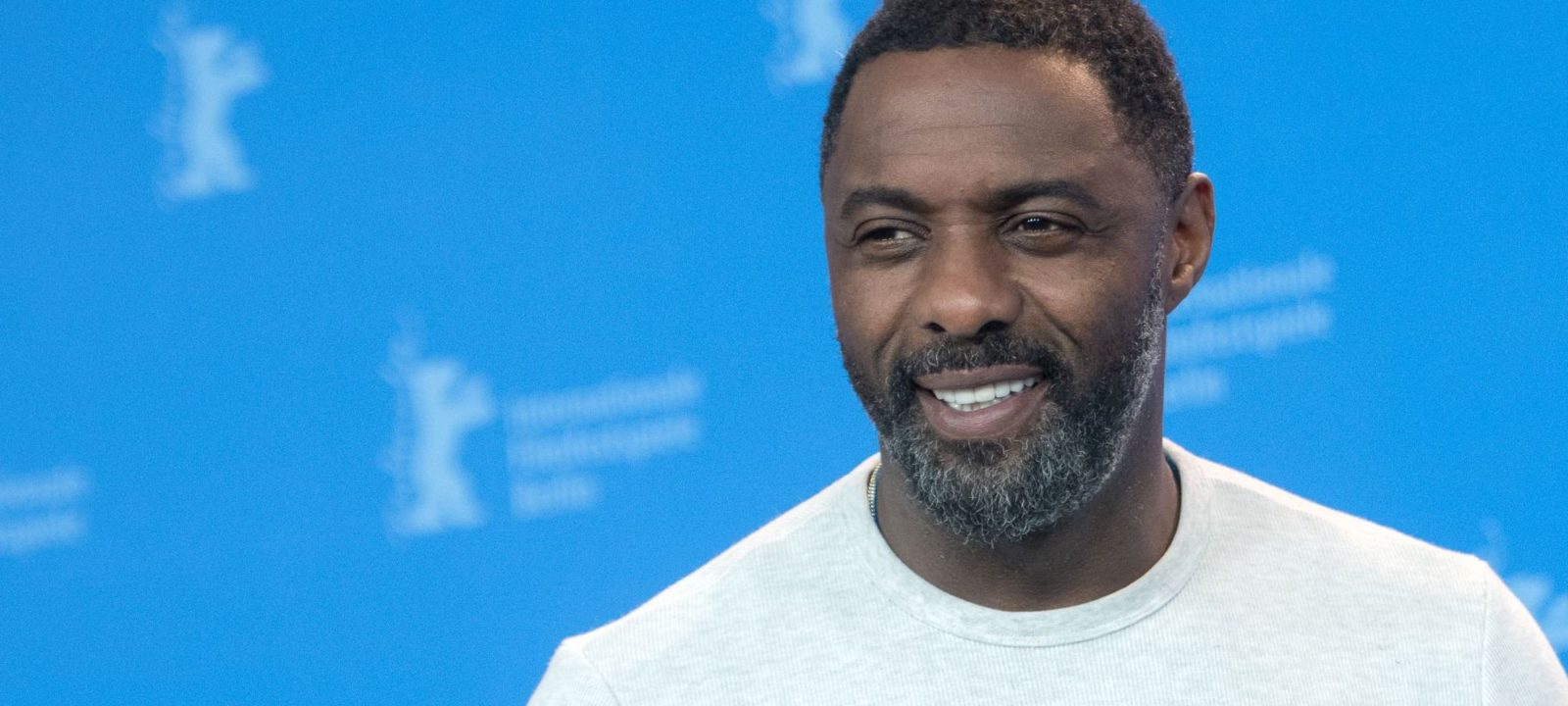 "British actor, director and executive producer Idris Elba poses during a photo call for the film ""Yardie"" shown in the ""Panorama Special"" category during the 68th edition of the Berlinale film festival in Berlin on February 22, 2018. / AFP PHOTO / Stefanie LOOS"