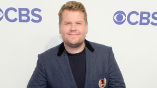Actor James Corden attends the 2018 CBS Upfront at The Plaza Hotel on May 16, 2018 in New York City.