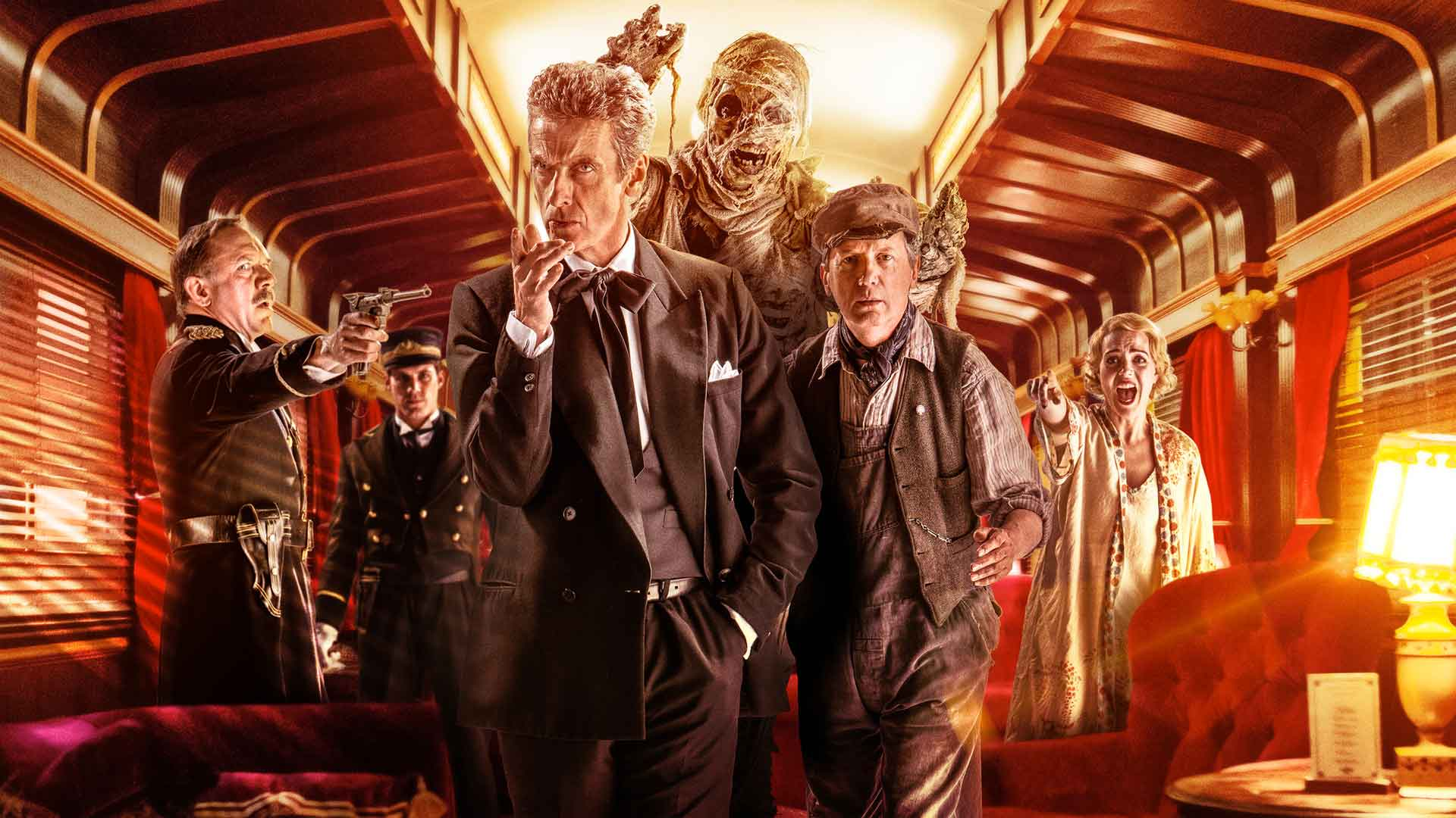 Doctor Who 10 Things You May Not Know About Mummy On The Orient