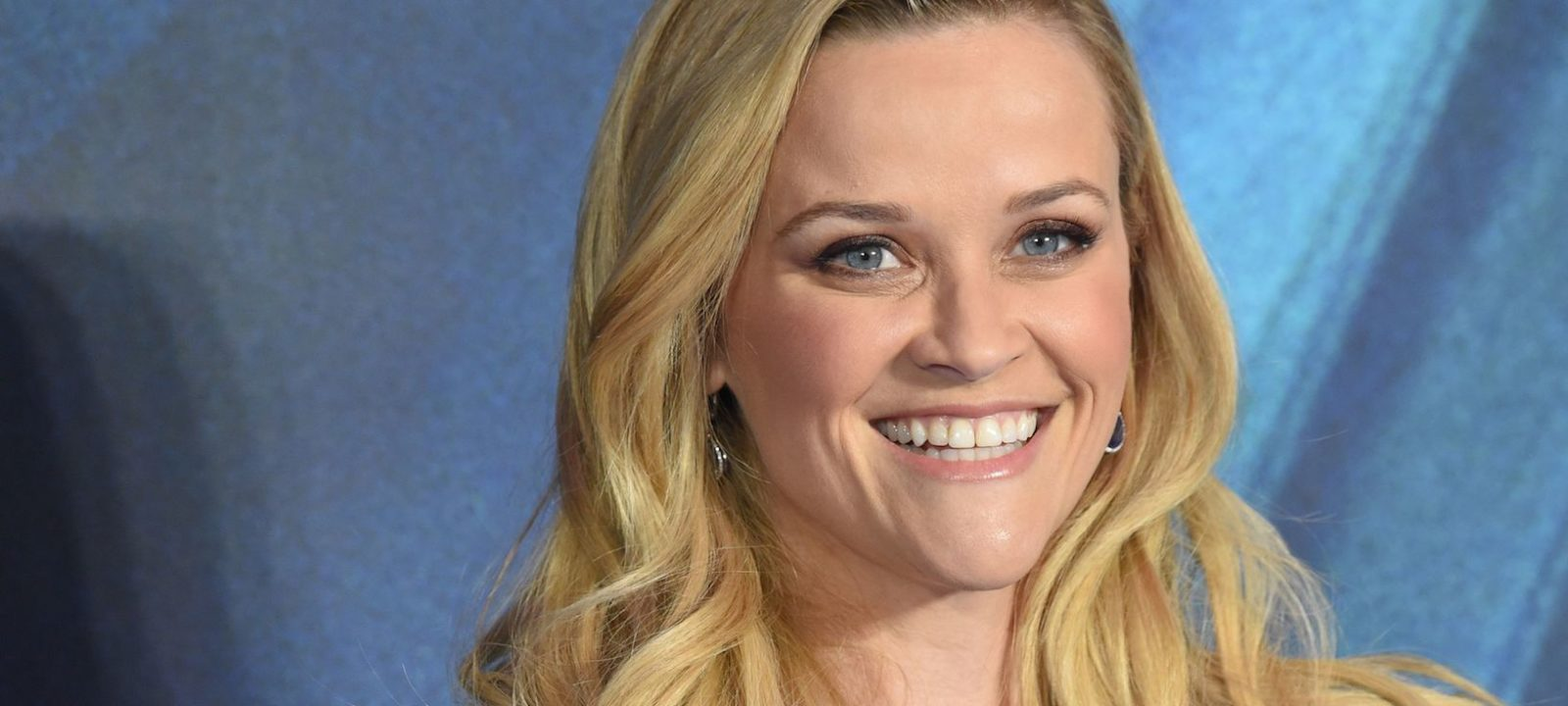 US actress Reese Witherspoon poses during the European premiere of A Wrinkle in Time in London on March 13, 2018. / AFP PHOTO / Anthony HARVEY