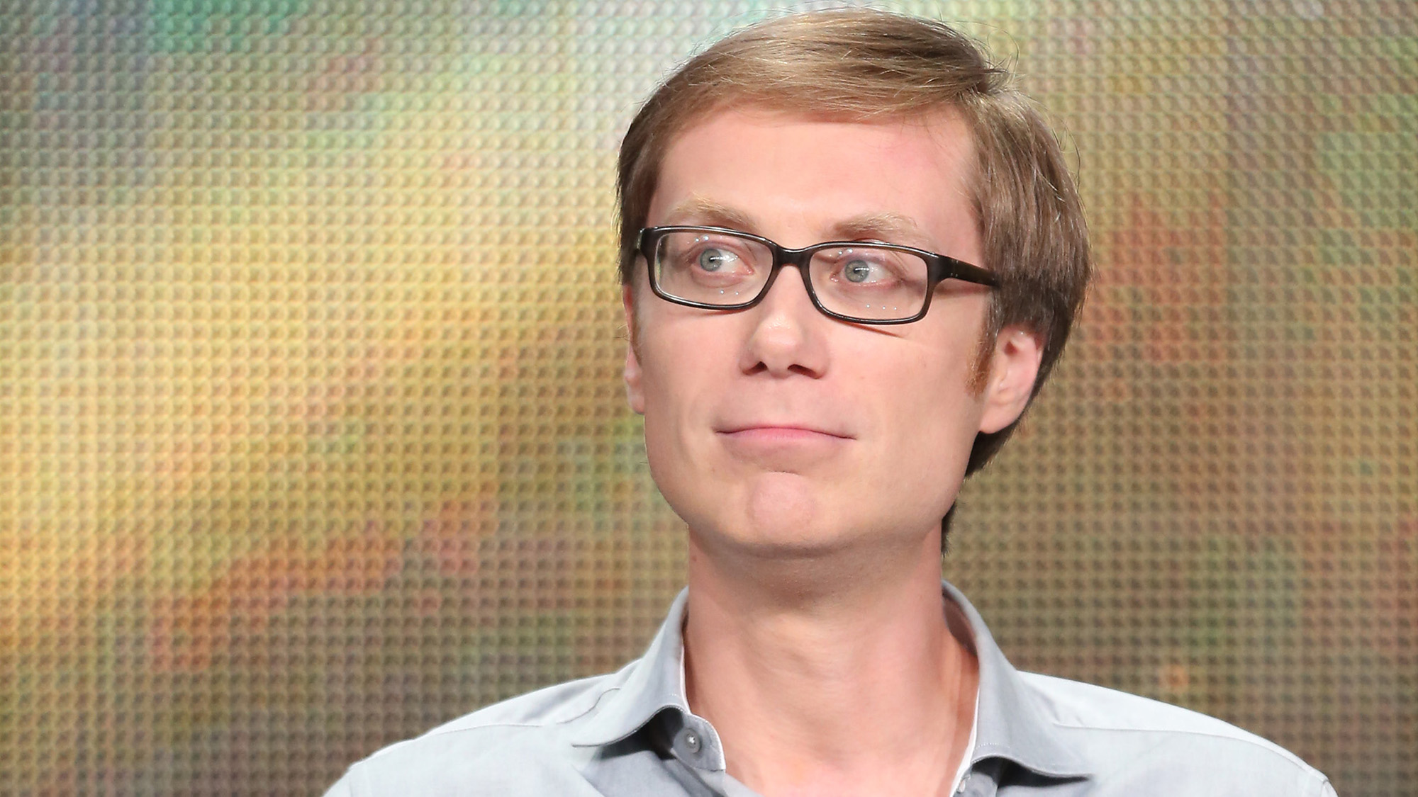 first look   u2018the office u2019 star stephen merchant joins wwii