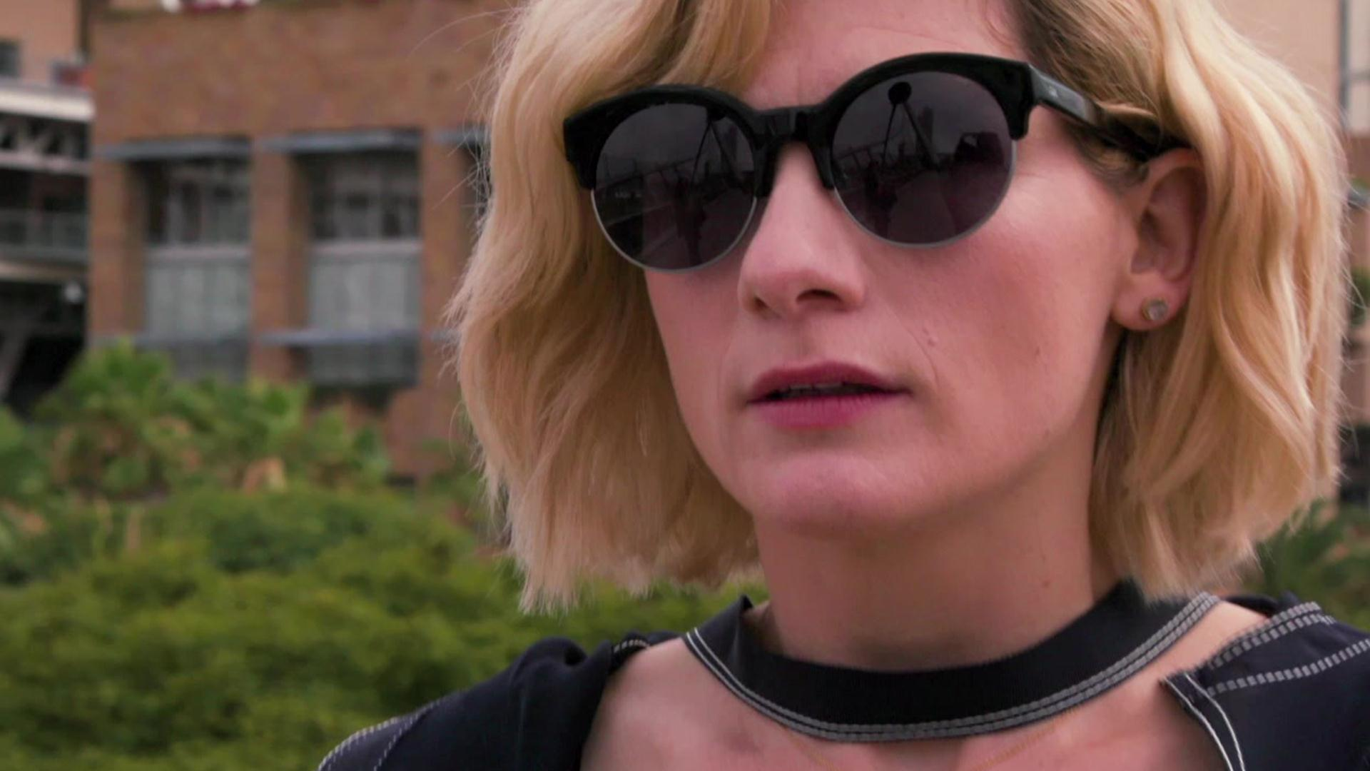 Jodie Whittaker Travels From Cardiff To San Diego Comic Con