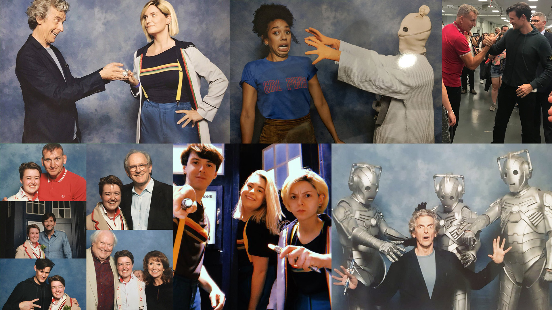 Doctor Who S Day Roundup The Doctors Land In London Anglophenia