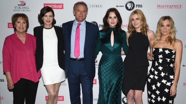 'Downton Abbey' Cast Photo Call