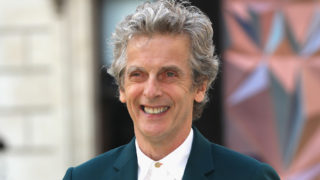 Peter Capaldi attends the Royal Academy of Arts Summer Exhibition Preview Party at Burlington House on June 6, 2018 in London, England.