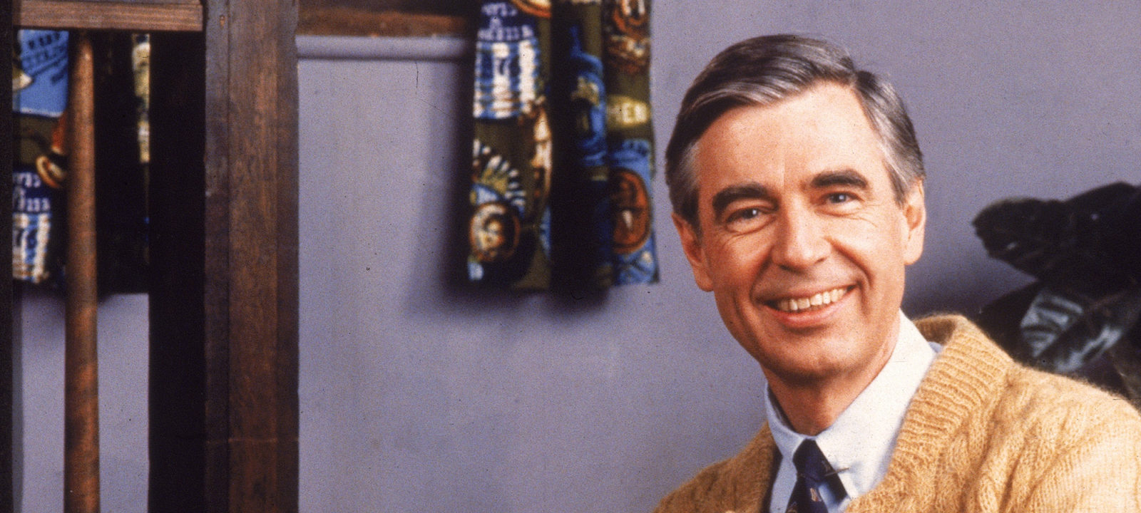 Portrait Of Mister Rogers