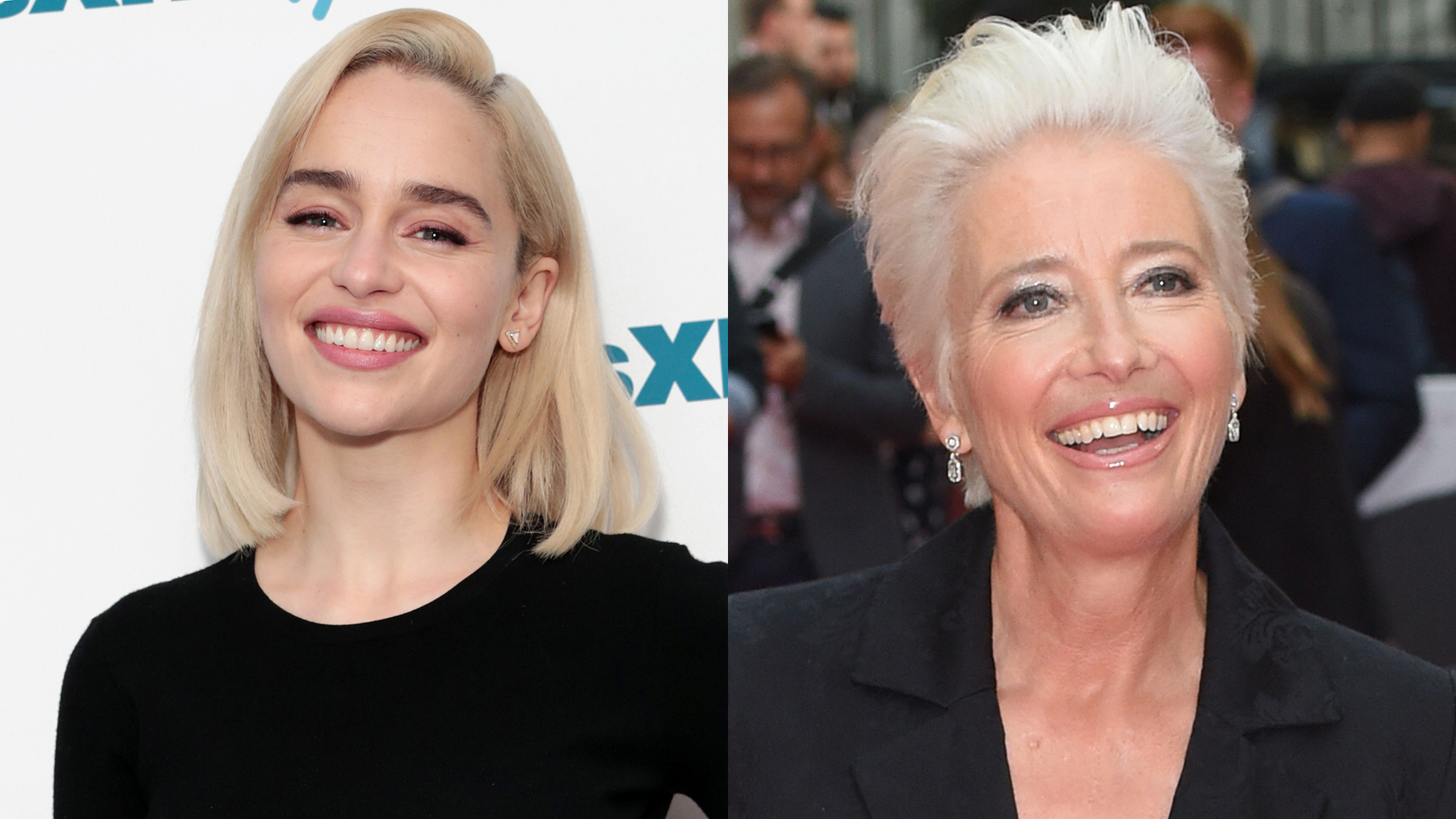 Last Christmas Film.Emilia Clarke Takes The Lead In Emma Thompson S Holiday Rom