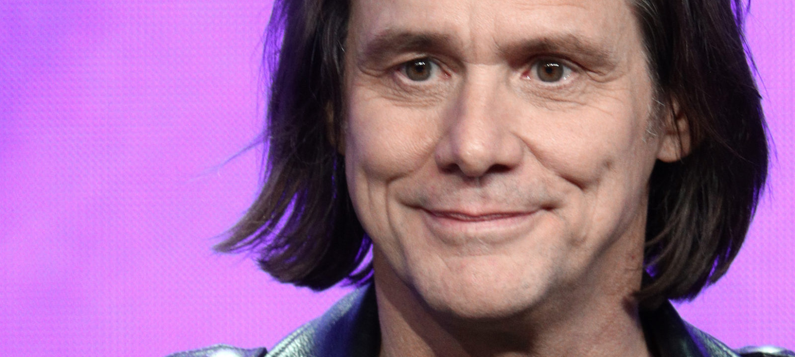 """Executive producer/actor Jim Carrey from """"Kidding"""" speaks onstage at the Showtime Network portion of the Summer 2018 TCA Press Tour at The Beverly Hilton Hotel on August 6, 2018 in Beverly Hills, California."""